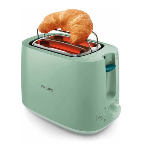 Toaster Philips HD2581/60 830W Green