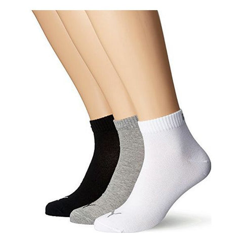 Sports Socks Puma QUARTER (3 Pairs)