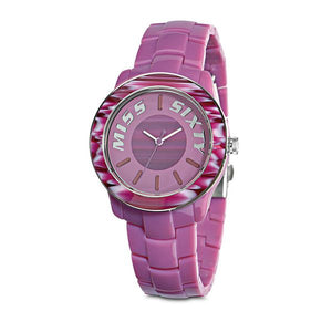 Ladies' Watch Miss Sixty R0753122502 (39 mm)