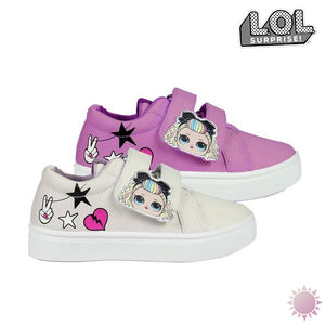 Children's Casual Trainers LOL Surprise! 74357 Pink