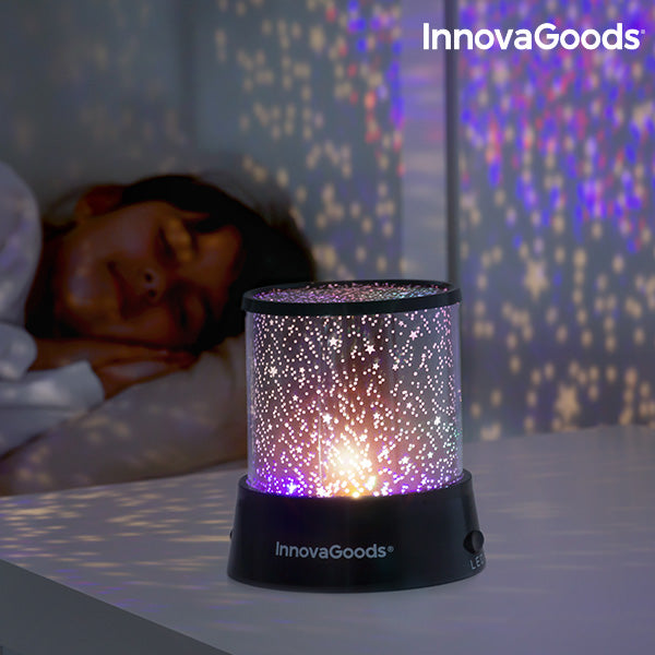InnovaGoods Star LED Projector