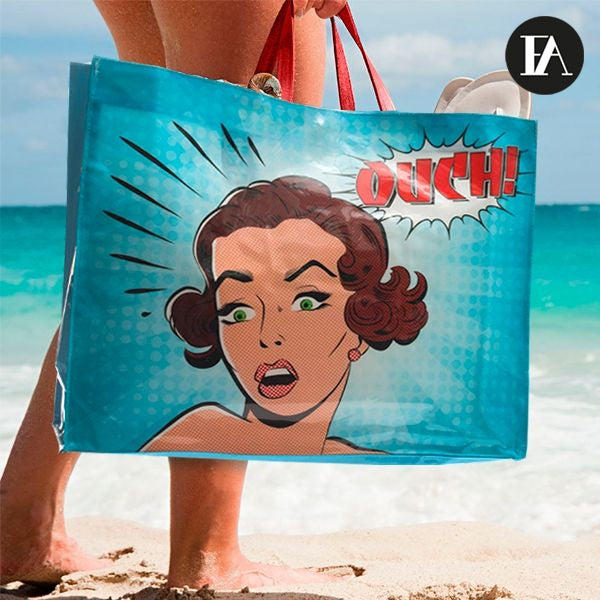 Comic Bubble Handbag