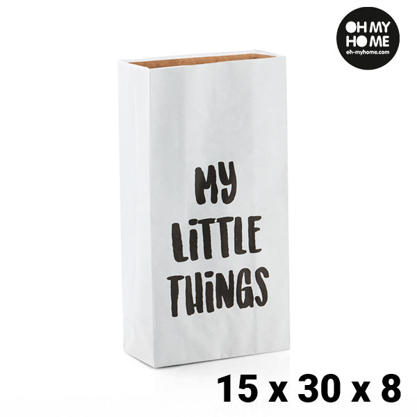 Oh My Home Small Paper Bag (15 x 30 x 8 cm)