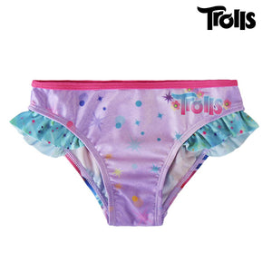 Trolls Bikini Bottoms for Girls