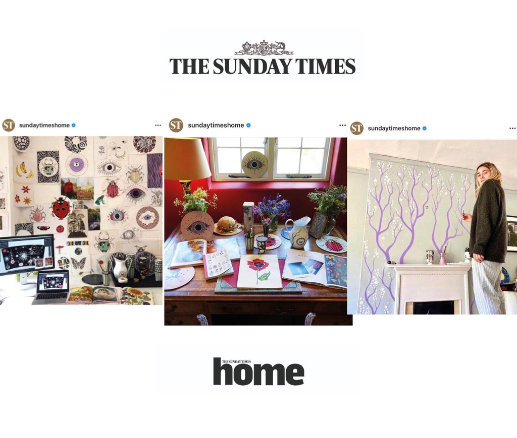 Sunday Times Home on Working From Home