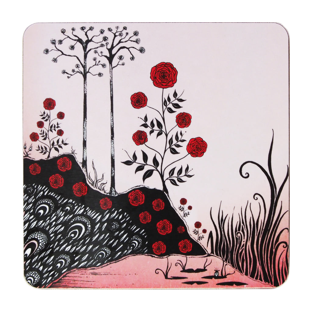 Rose Wood Placemat