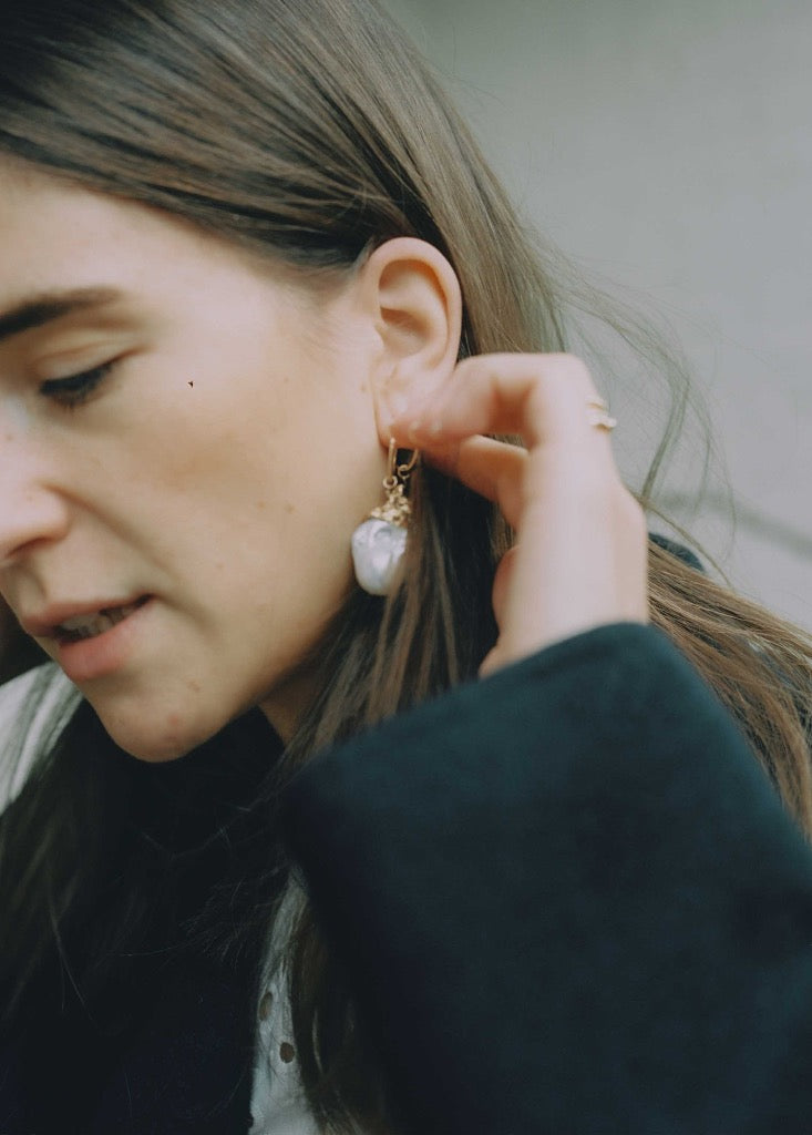 PRE-ORDER - EL MAR earrings