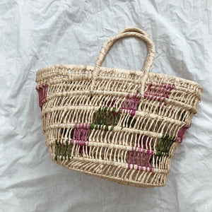 Market Day Basket Bag