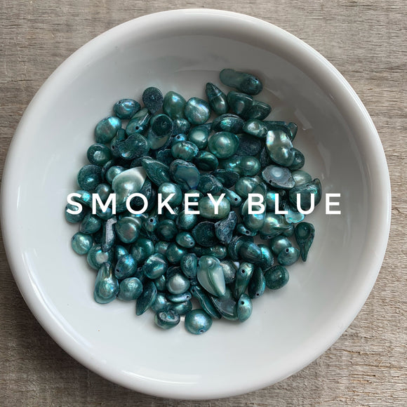 Smokey Blue Baroque