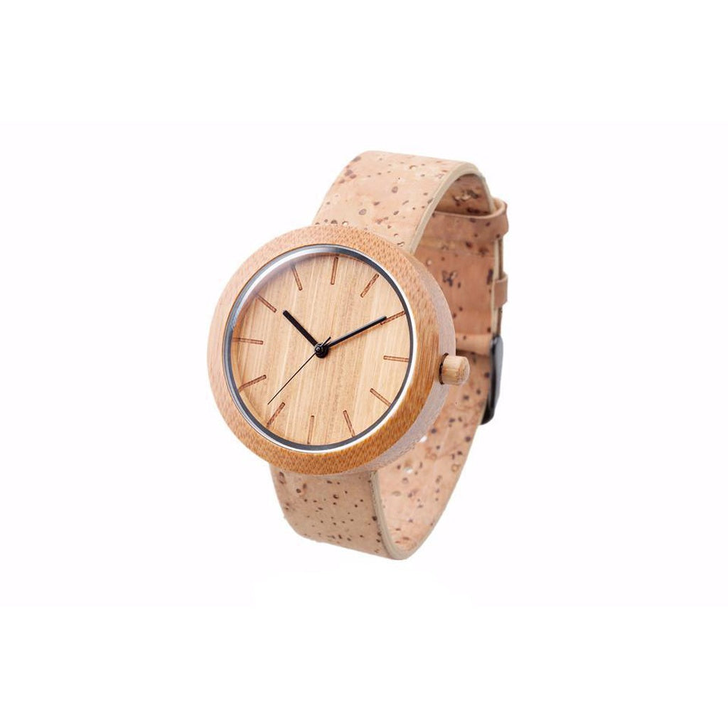 PANDA : Panda Bamboo Watch - the Naturalist - Women - Accessories - Watches Bamboojee