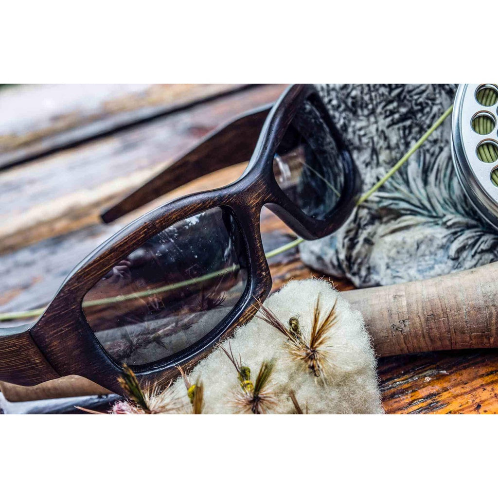 DARMATI Eyewear : DARMATI Eyewear: DRAKE - BAMBOO SUNGLASSES - Men - Accessories - Sunglasses Bamboojee