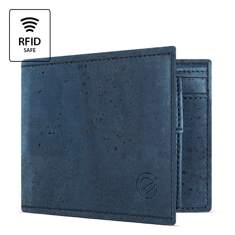 CORK WALLET - with Coin Pocket