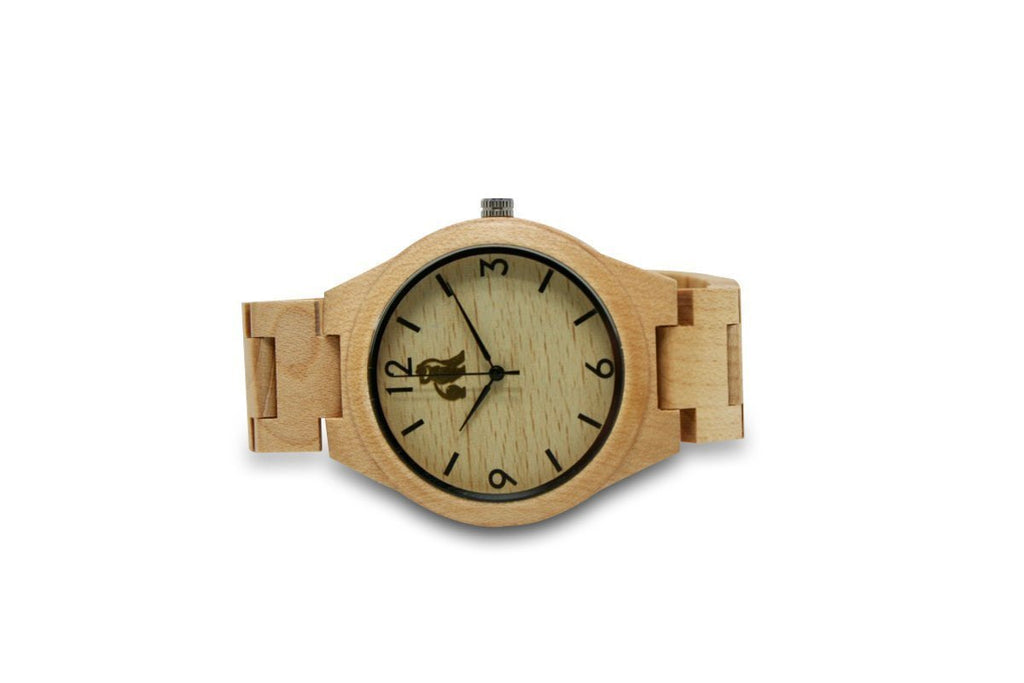 ALL BAMBOO WATCH