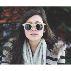 PANDA : Panda Sunglasses - Hepburn - Women - Accessories - Sunglasses Bamboojee