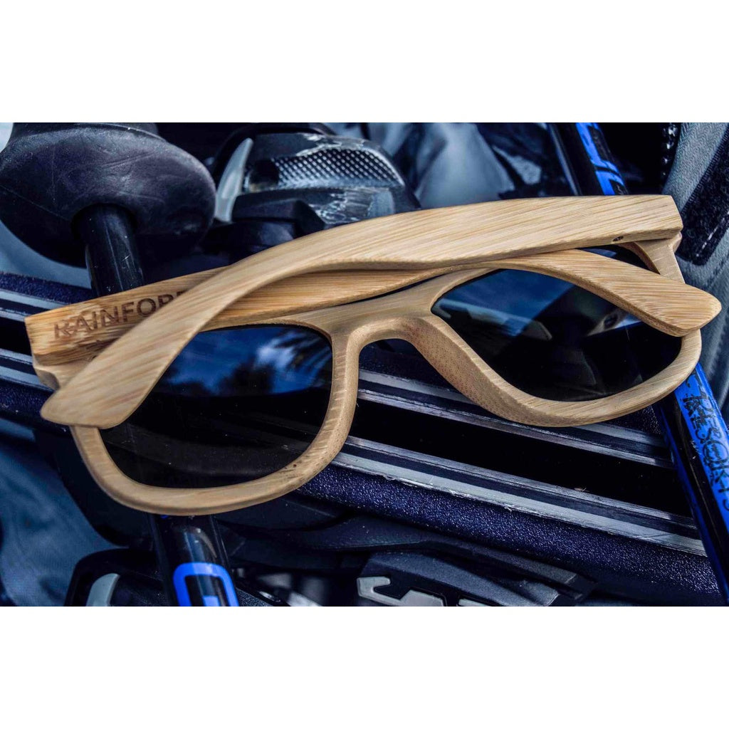 DARMATI Eyewear : DARMATI Eyewear: ALPINE ICE - BAMBOO SUNGLASSES - Men - Accessories - Sunglasses Bamboojee