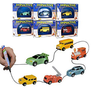 Magic Induction car toy