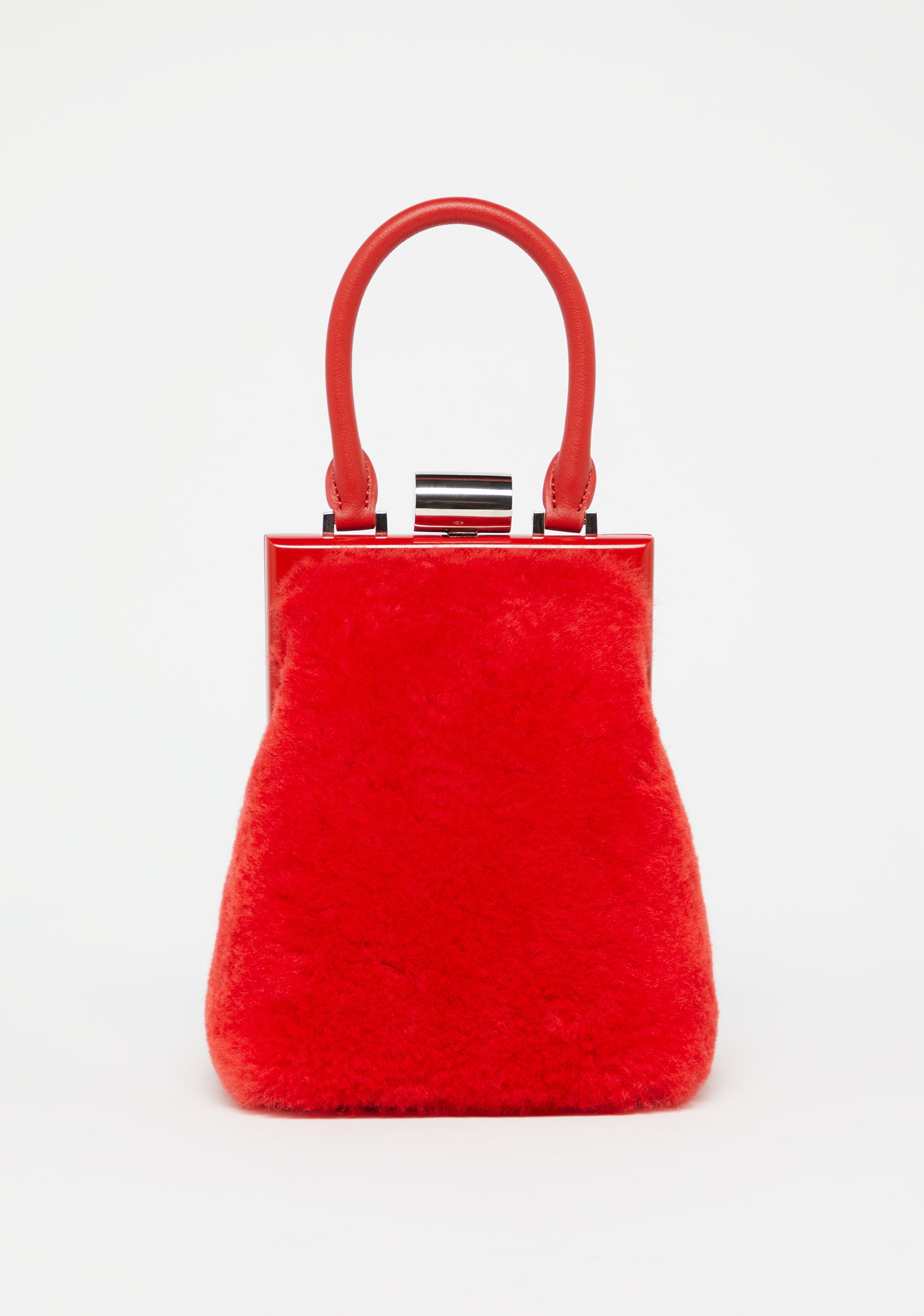 Le Mini Shearling Bag