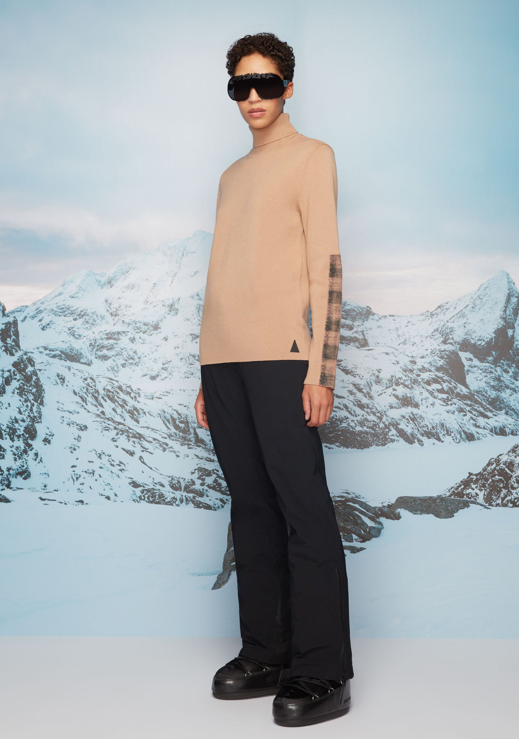 Matterhorn Merino Wool Turtleneck