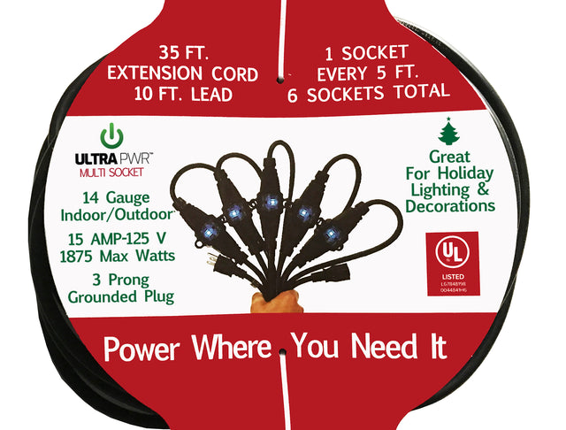 Multi Outlet Extension Cords
