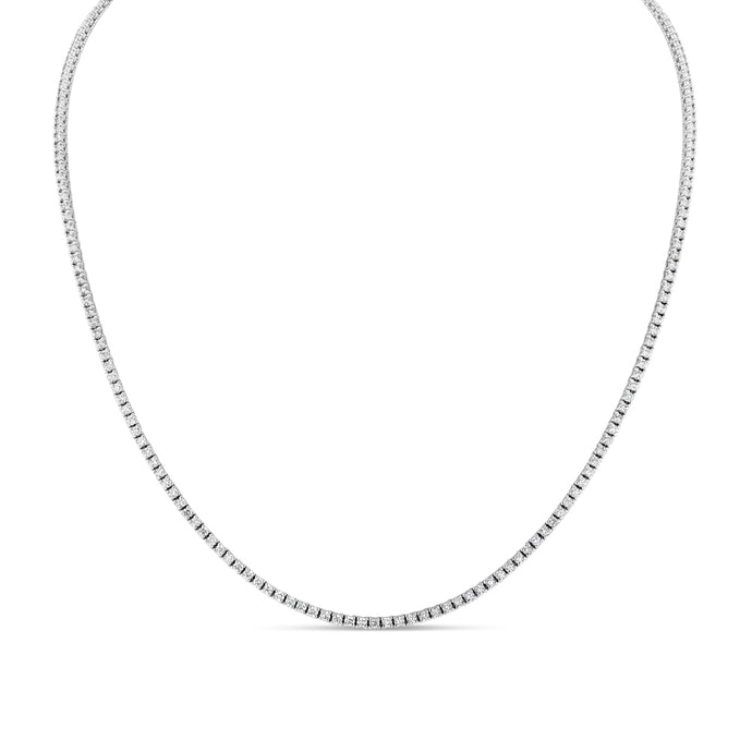 Essential Diamond Line Necklace (3.25 tcw)