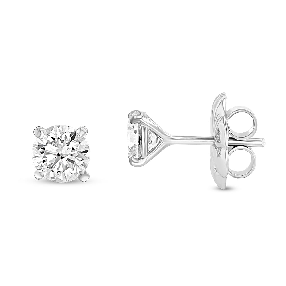 Best & Co. Handpicked Studs (1.00 tcw)