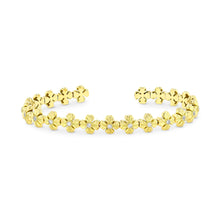 Best & Co. Flexible Clover Cuff