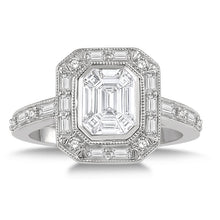 Diamond Illusion Cocktail Ring - Best & Co.