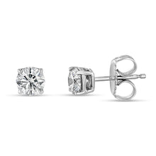 Essential Diamond Studs (1.00 tcw) - Best & Co.