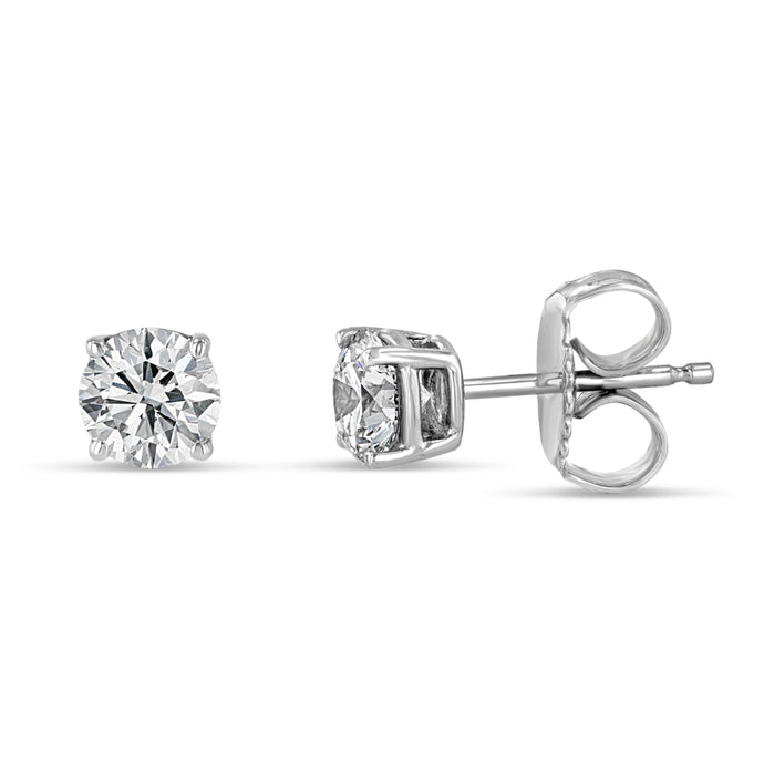 Essential Diamond Studs (0.75 tcw) - Best & Co.