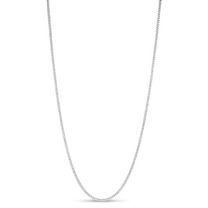 Opera Length Diamond Necklace