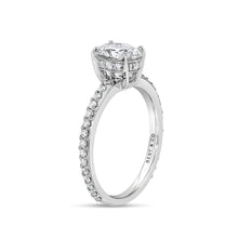 Exquisite Oval Engagement Ring - Best & Co.
