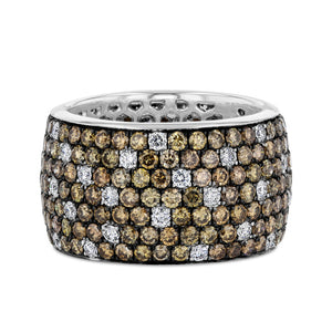 Starry Night Pavé Band