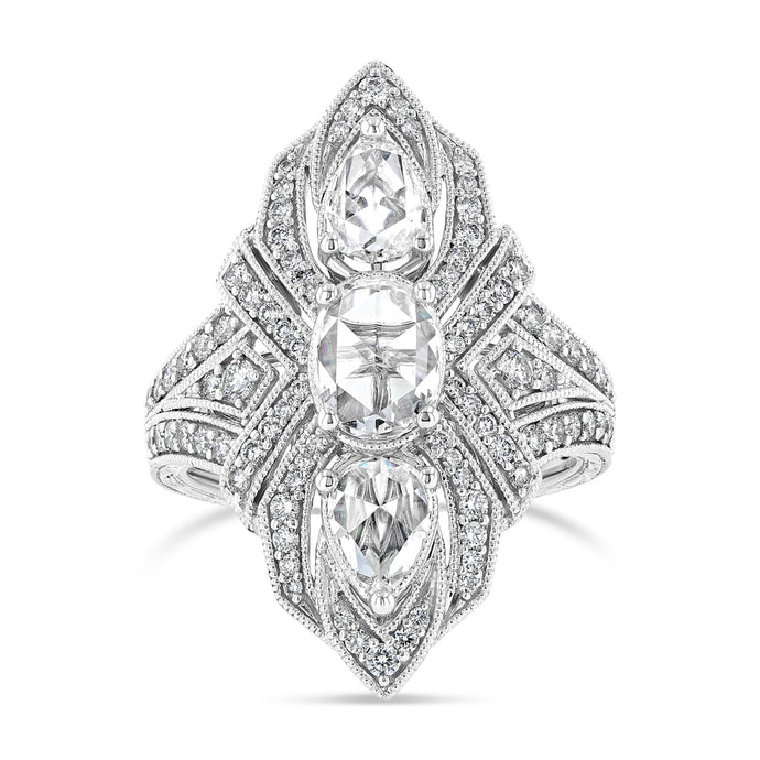 Art Deco Diamond Ring - Best & Co.