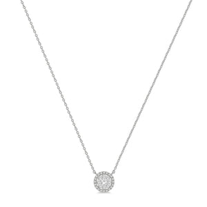 Diamond Illusion Pendant - Best & Co.