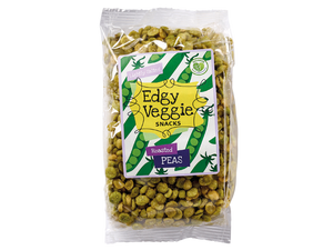 Edgy Veggie Roasted Peas - Lightly Sea Salted (300 g)