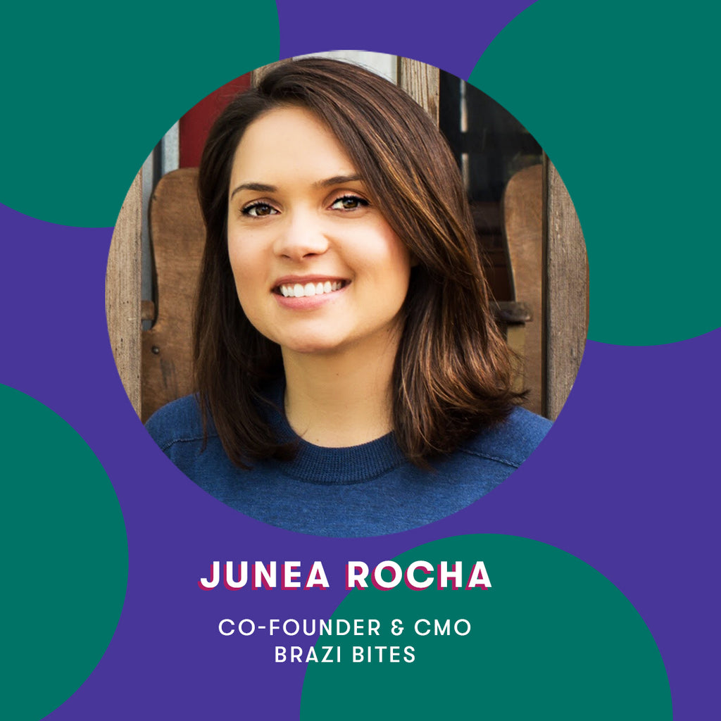 Spot Us at Target: Junea Rocha of Brazi Bites
