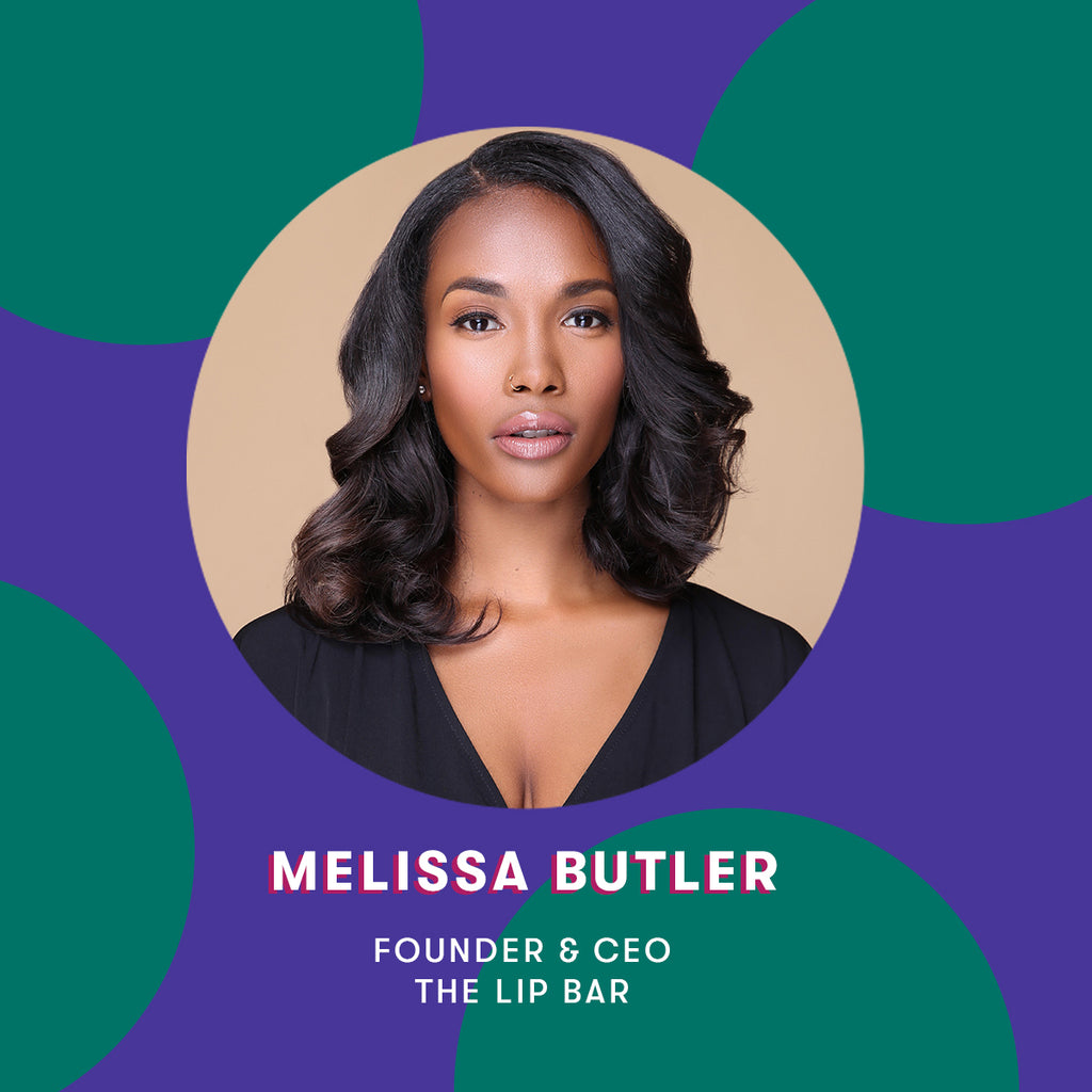 Spot Us at Target: Melissa Butler of The Lip Bar