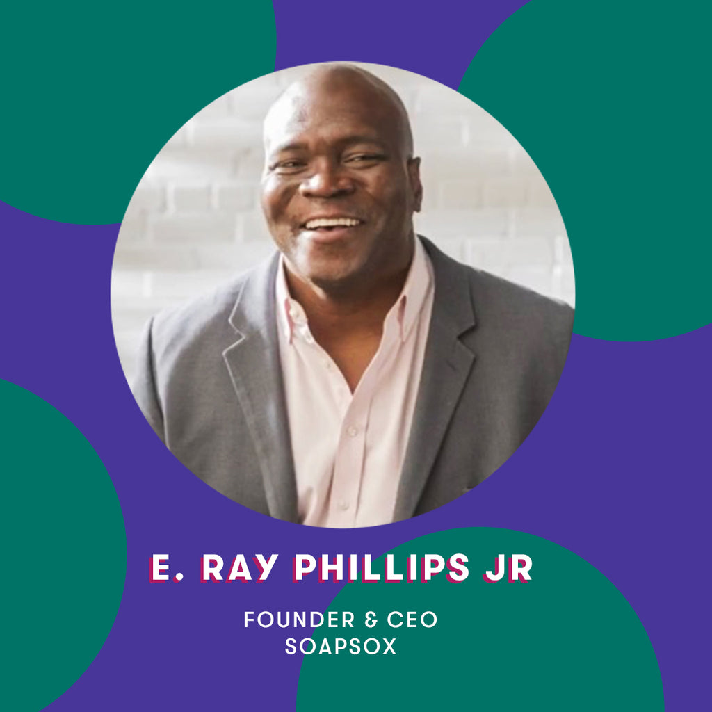 Spot Us at Target: Ray Phillips of Soapsox