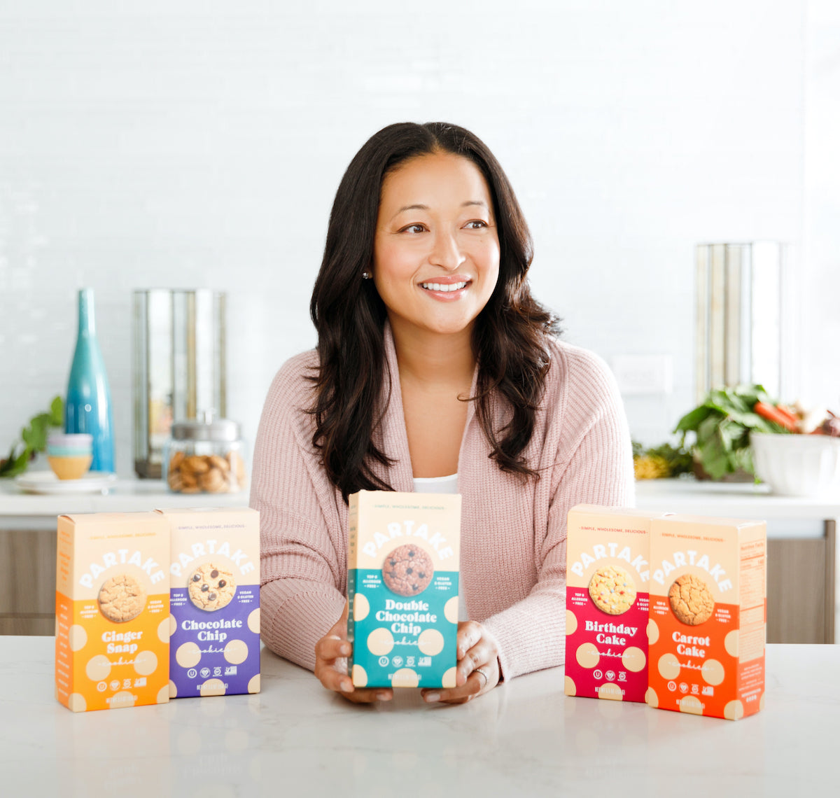 "Watch Partake on Today Show's ""She Made It"" – Partake Foods"