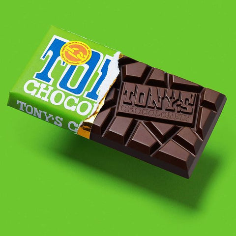Tony's Chocolonely - Plant-Based Brands