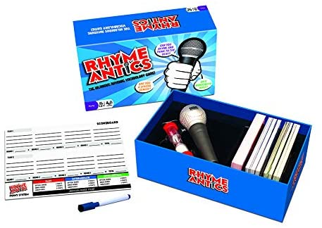 Partake small business gift guide rhyme antics game