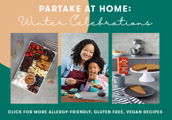 Partake at Home: Winter Celebrations Recipe Booklet