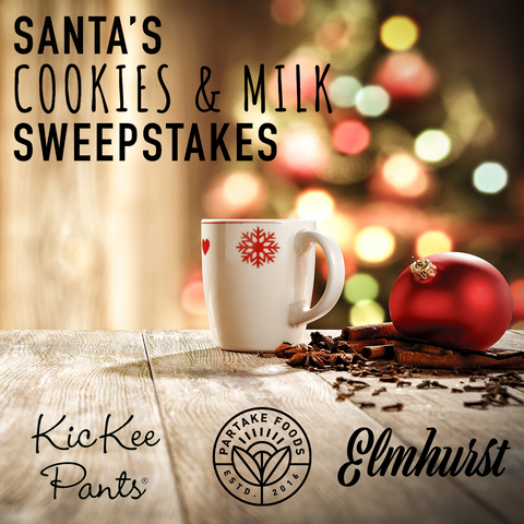 Cookies & Milk Sweepstakes