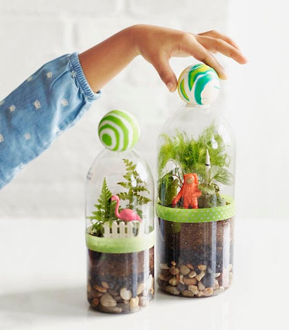 Kid-Friendly Earth Day Activities from Partake Foods