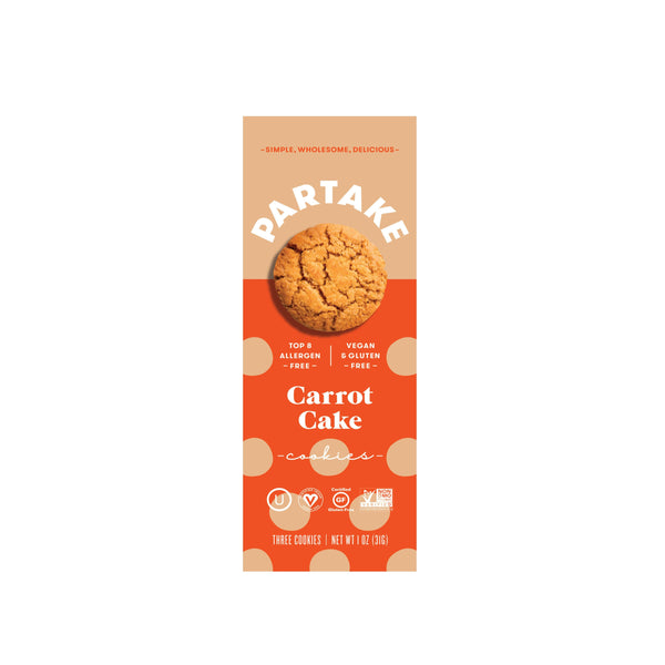 Snack Pack - Carrot Cake
