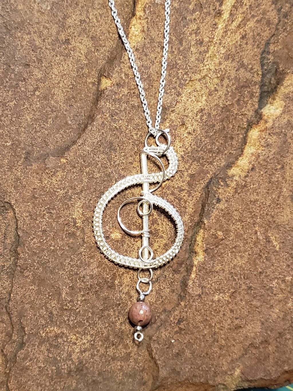 A quaint and charming music clef