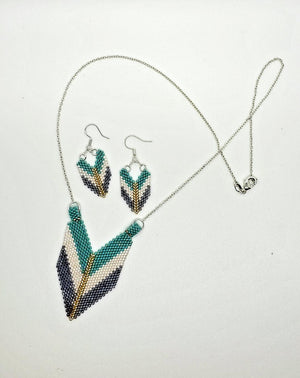 Chevron set