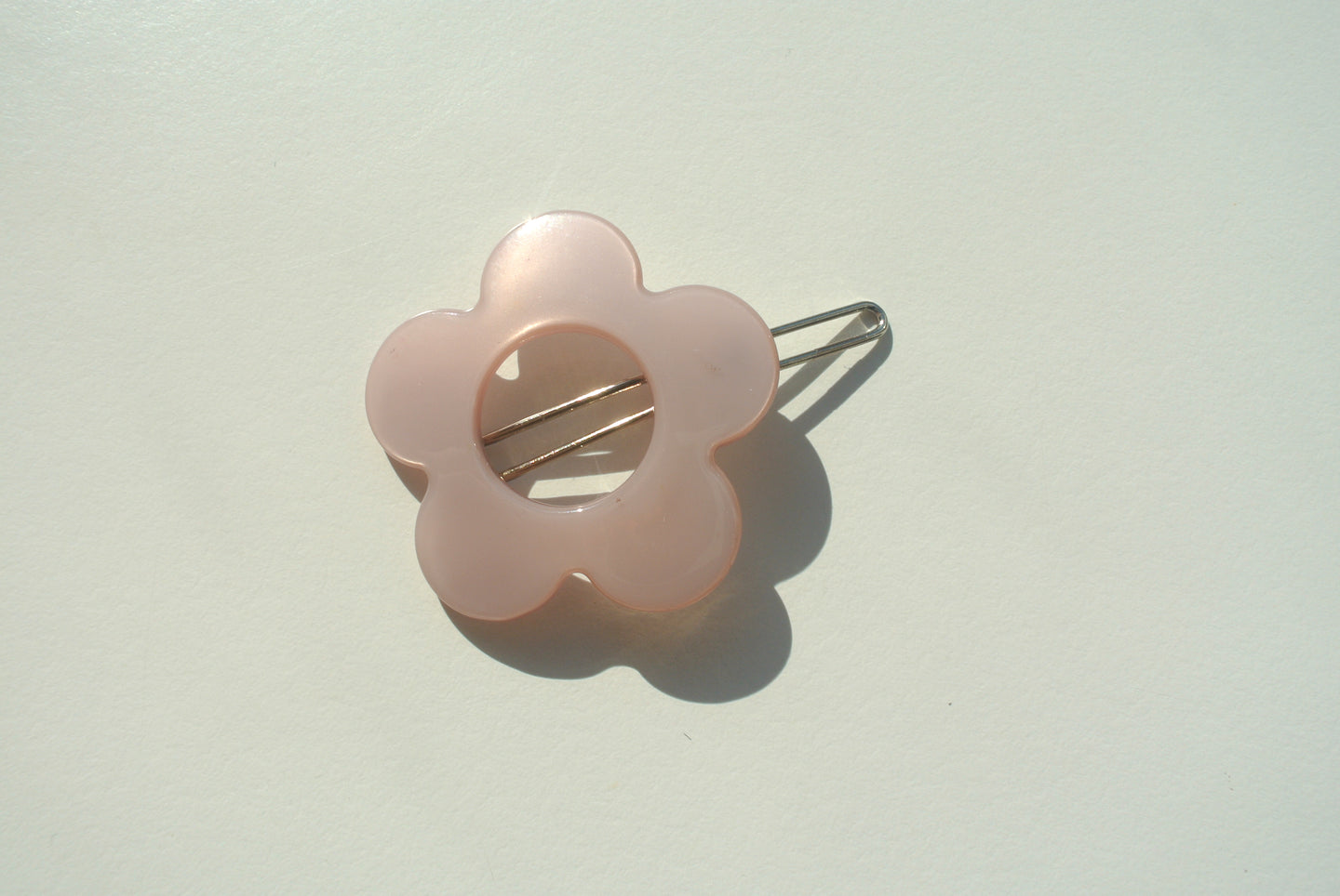 Margherita Pink Hair Slide Set Of Two - Margherita