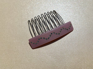 Lily Pink Comb Set of Two