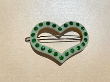 Dolly Green Heart Slide